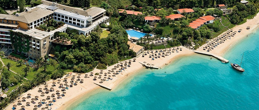 Transfer to Eagles Palace Hotel - Halkidiki